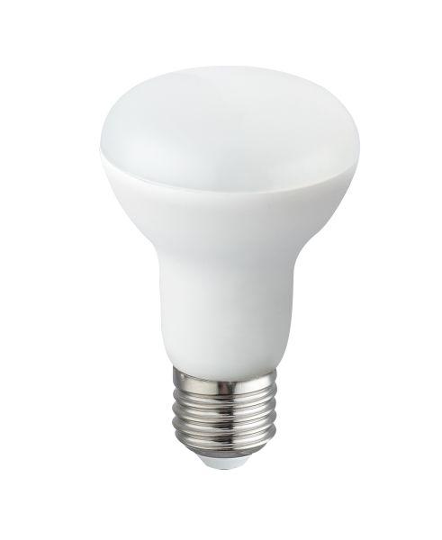 LED LEUCHTMITTEL KUNSTSTOFF OPAL, 1XE27 R63