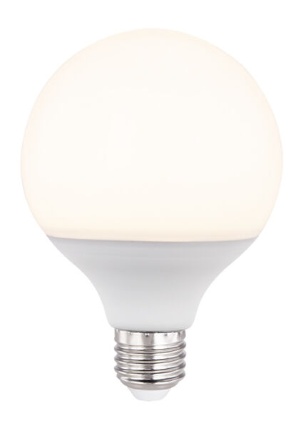 LED LEUCHTMITTEL KUNSTSTOFF OPAL, 1XE27 LED