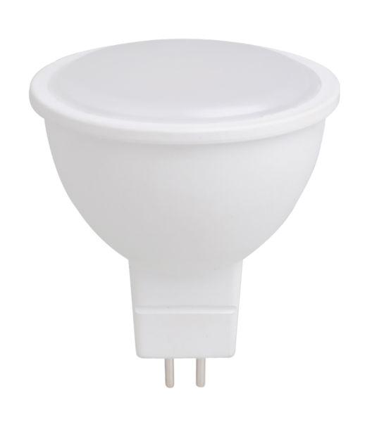 LED LEUCHTMITTEL KUNSTSTOFF OPAL, 1XMR16 GU5,3