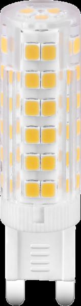 LED LEUCHTMITTEL KUNSTSTOFF WEIß, 1XG9 LED