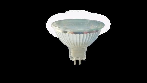 LED LEUCHTMITTEL GLAS KLAR, 1XMR16 GU5,3