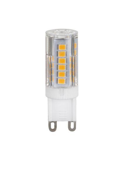 LED LEUCHTMITTEL KUNSTSTOFF KLAR, 1XG9 LED
