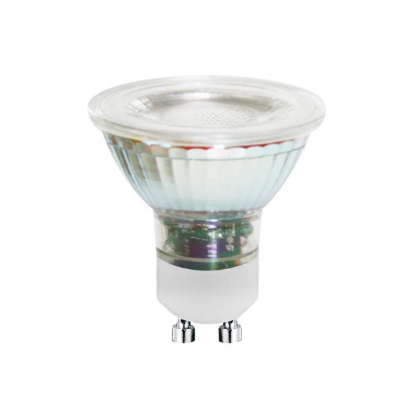LED LEUCHTMITTEL KUNSTSTOFF WEIß, 1XGU10 LED