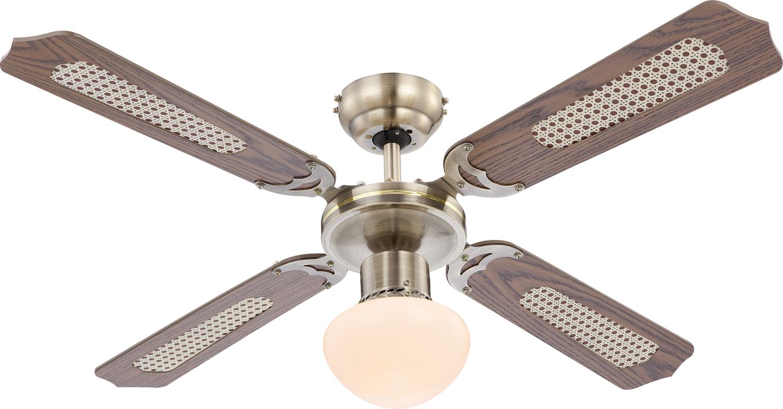 CHAMPION | Ventilatoren | Produkte | Globo Lighting | Leuchten ...